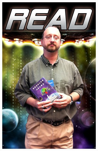 Kevin Goody, Adult/Young Adult Librarian