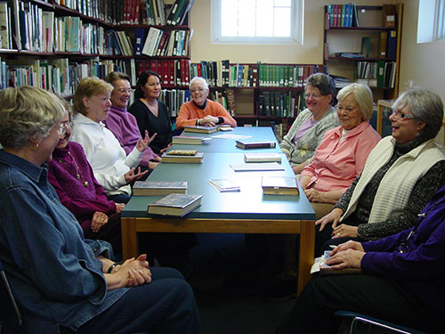 Library Book Group 53