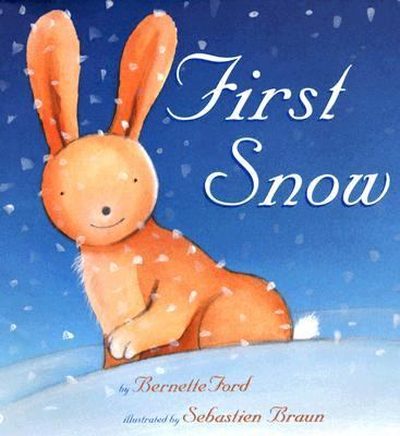 First Snow, by Bernette Ford
