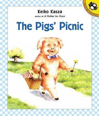 The Pig's Picnic, by Keiko Kasza