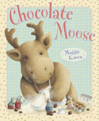 Chocolate Moose, by Maggie Kneen