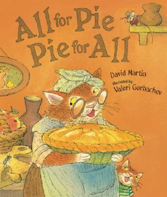 All for Pie, Pie for All, by David Martin