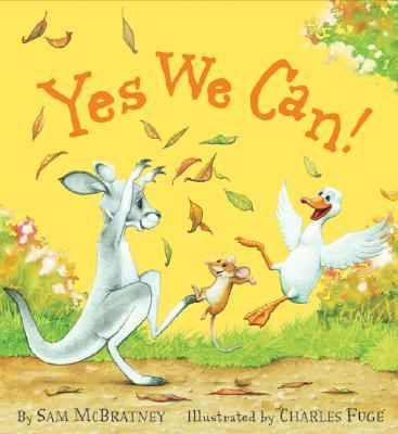 Yes We Can!!, by Sam McBratney