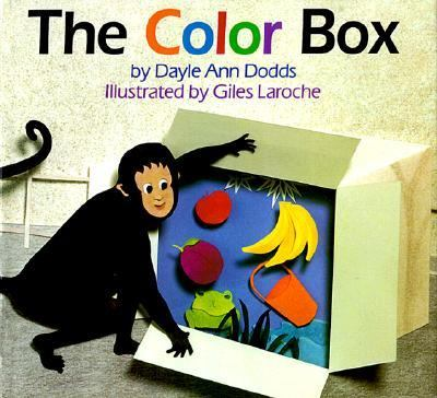 The Color Box, by Dayle Ann Dodds