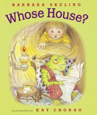 Whose House?, by Barbara Seuling