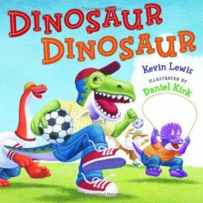 Dinosaur, Dinosaur, by Kevin Lewis