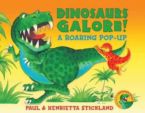 Dinosaurs Galore, by Paul Stickland