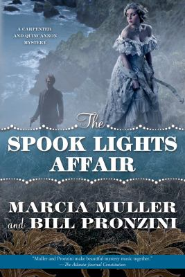 Muller, Marcia. Spook Lights Affair