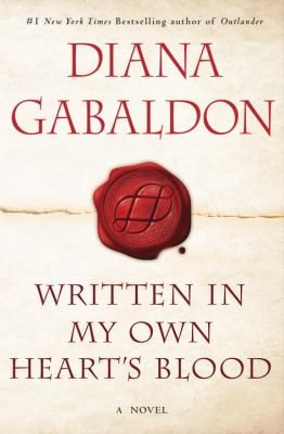 Gabaldon, Diana. Written in My Own Heart's Blood