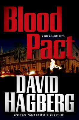Hagberg, David. Blood Pact
