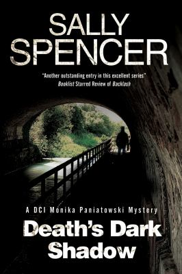Spencer, Sally. Death's Dark Shadow: A Novel of Murder in 1970's Yorkshire