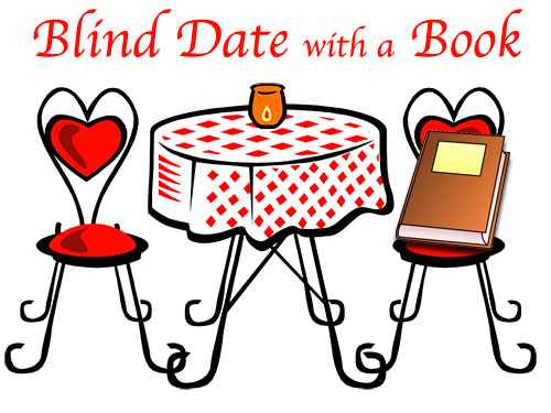 Go on a Blind Date with a Book! - Thomas Memorial Library