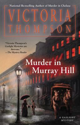 Thompson, Victoria. Murder in Murray Hill