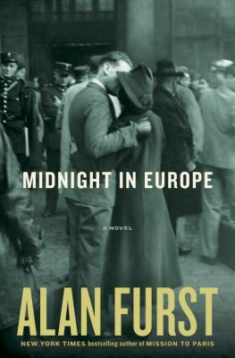 Furst, Alan. Midnight in Europe