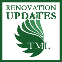 Library Renovation News