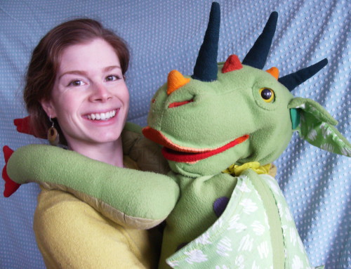 Lindsay and Her Puppet Pals