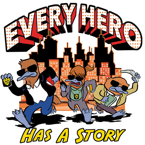 Every Hero Kids' Program