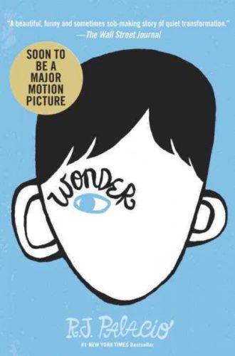 Wonder, by R. J. Palacio
