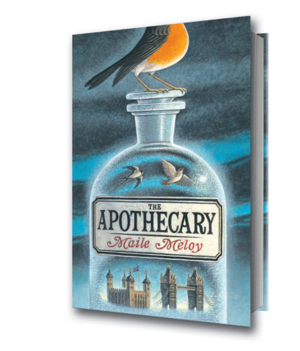 The Apothecary, by Maile Meloy