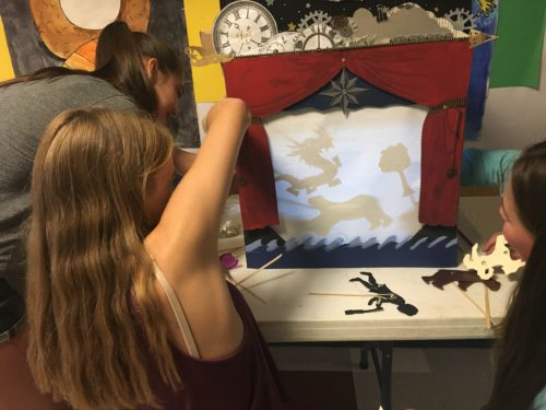 TML Shadow Puppet Theater