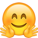 thankful emoji