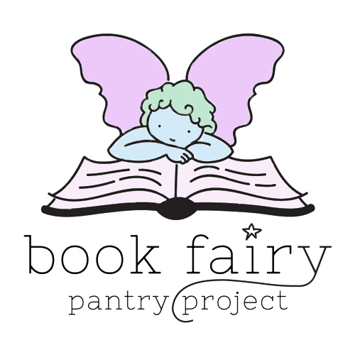 Book Fairy Pantry Project logo