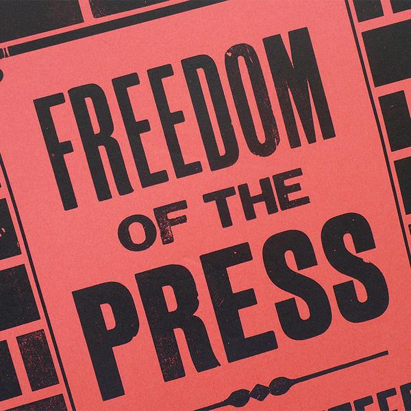 Image result for freedom of the press