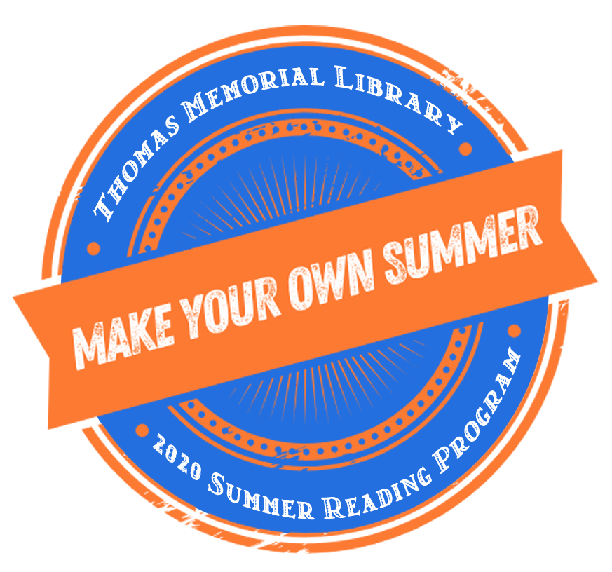 Make Your Own Summer 2020 Thomas Memorial Library