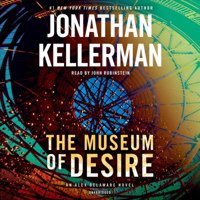 The Museum of Desire, by Jonathan Kellerman