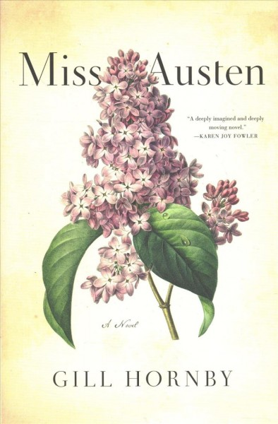 Miss Austen, by Gill Hornby