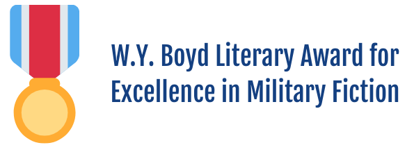 W.Y. Boyd Literary Award for Excellence in Military Fiction