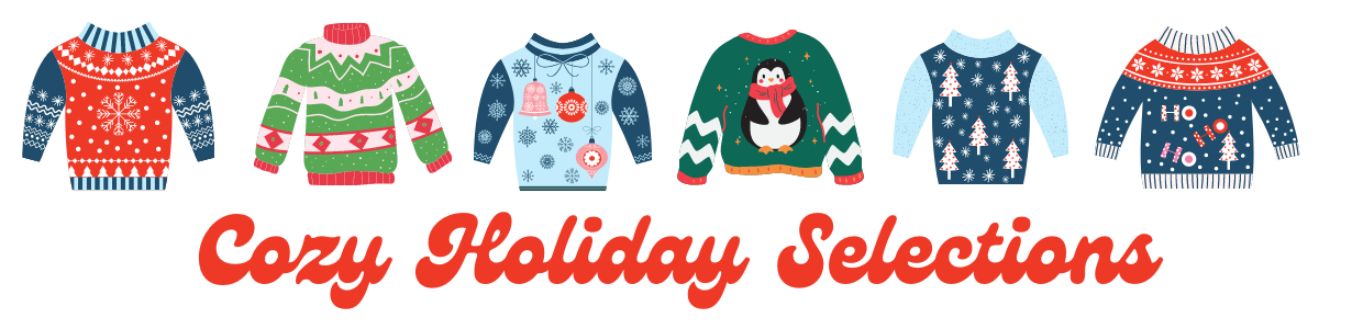 cozy holiday selections